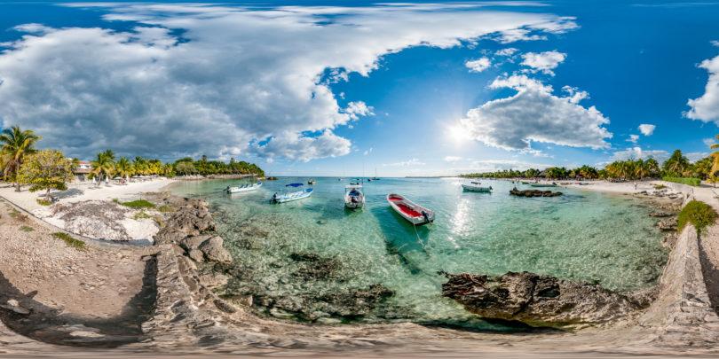 Akumal - Traumstrand an der Riviera Maya, México