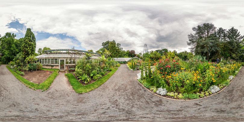 Botanischer Garten der Justus-Liebig-Universität Gießen