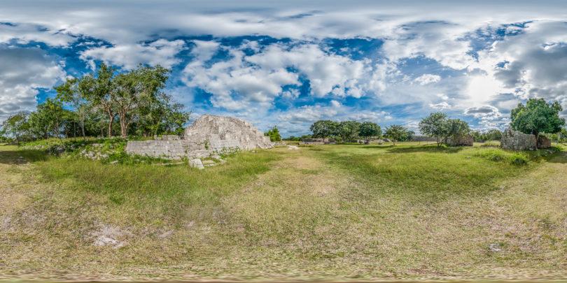 Dzibilchaltún in Mérida, Yucatan