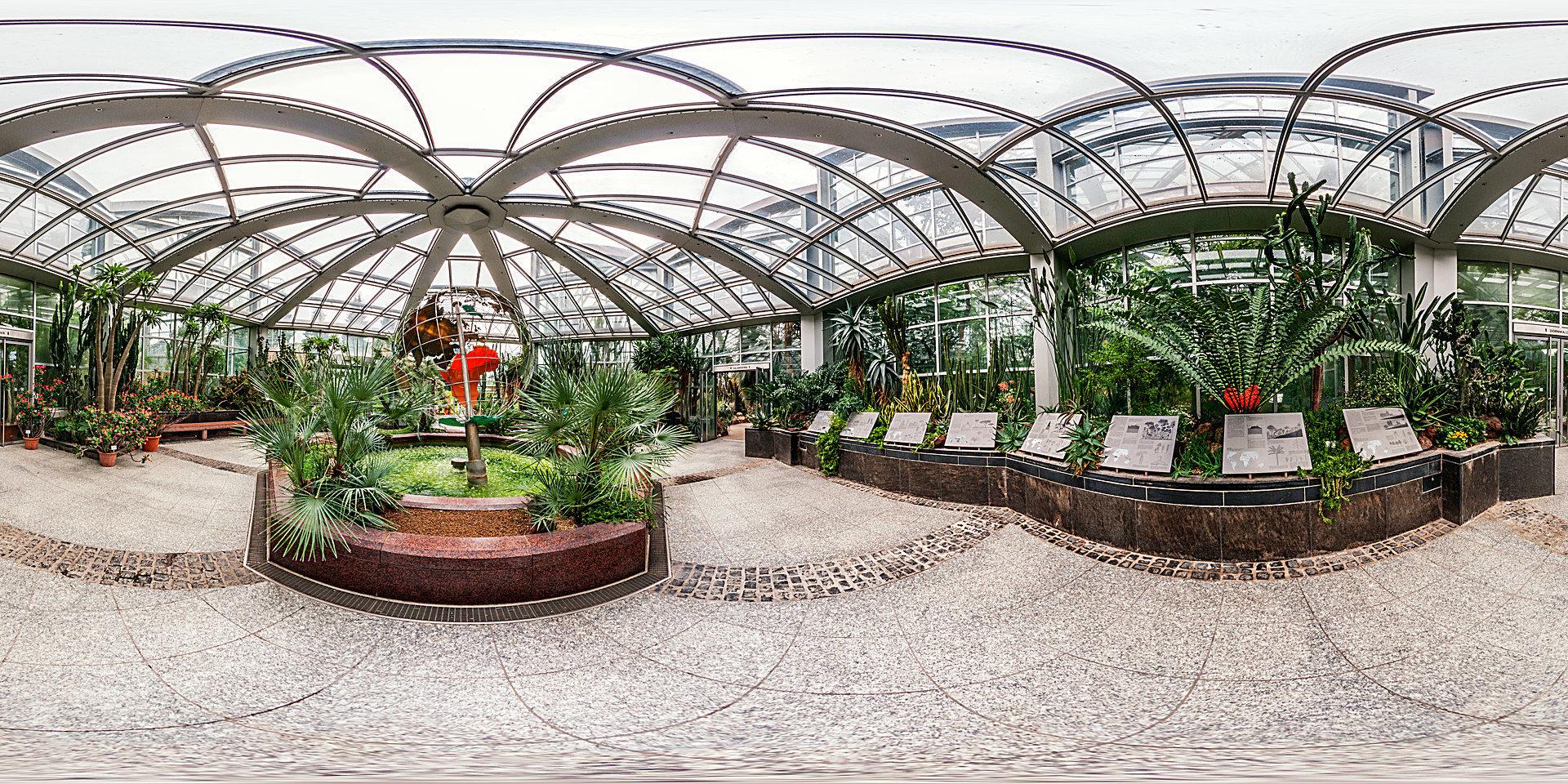 Palmengarten Tropicarium - Trockene Tropen