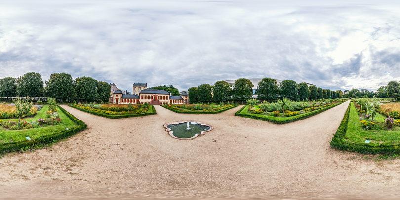 Prinz-Georg-Garten in Darmstadt