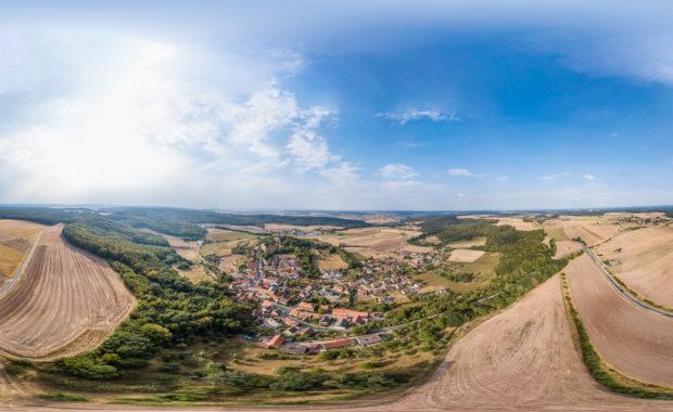 Virnsberg - Flachslanden